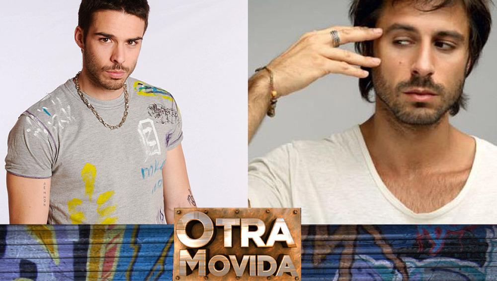 Hugo Silva y Álex Barahona  visitan Otra Movida