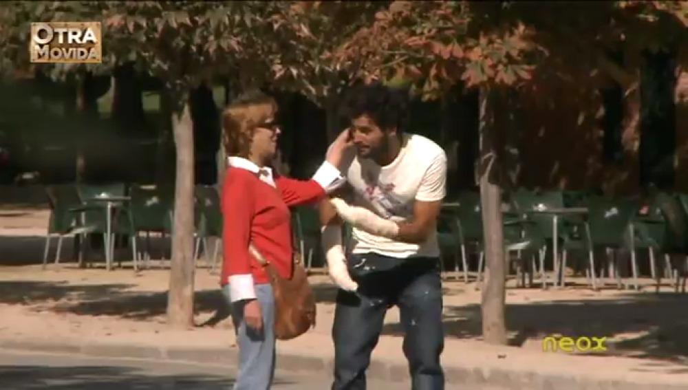 Raul el samaritano