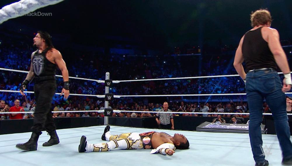 Roman y Ambrose