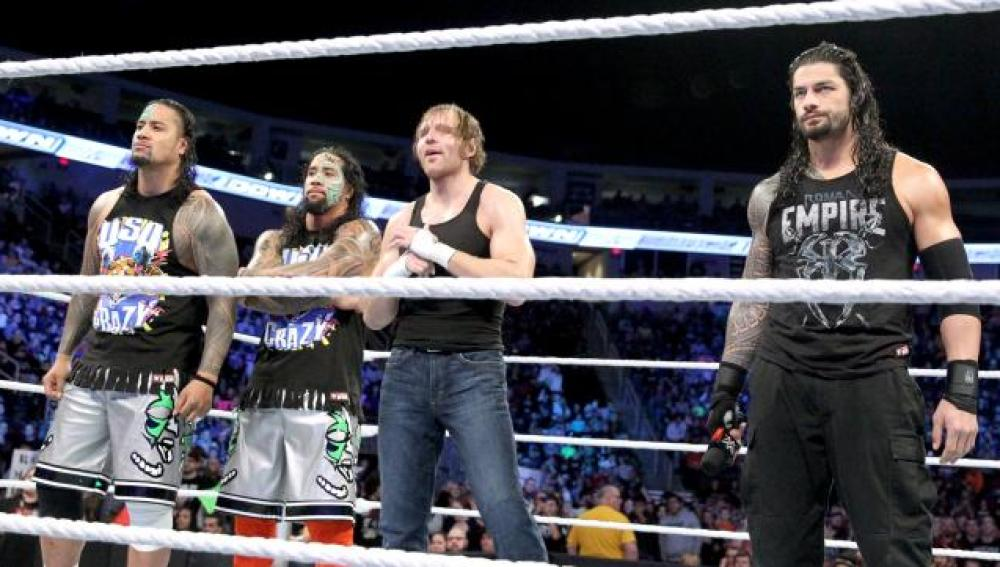 "Reigns se deshace de ""League of Nations"""