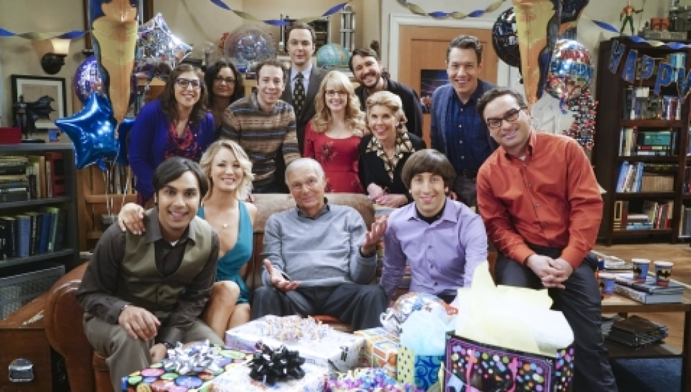 Mucho más sobre ' The Big Bang Theory'