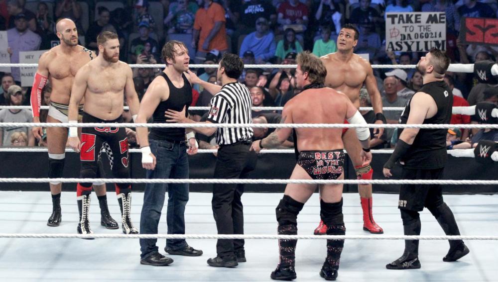 El camino hacia el maletín se aclara en 'SmackDown'