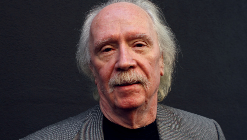 El director John Carpenter