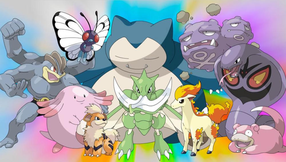 Pokémon de primera generación