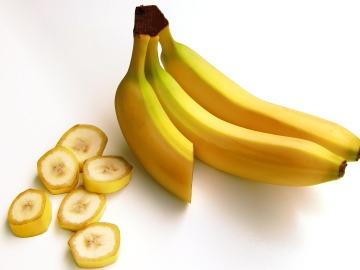El plátano, mágico contra el cansancio.