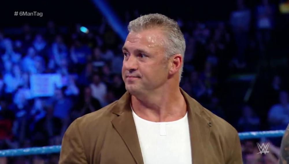 Frame 40.430045 de: Shane McMahon será el quinto miembro del equipo para Survivor Series