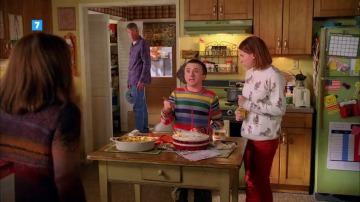 Frame 11.33457 de: Llega 'Thanksgiving' a casa de los Heck