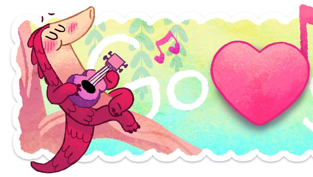 Doodle San Valentín