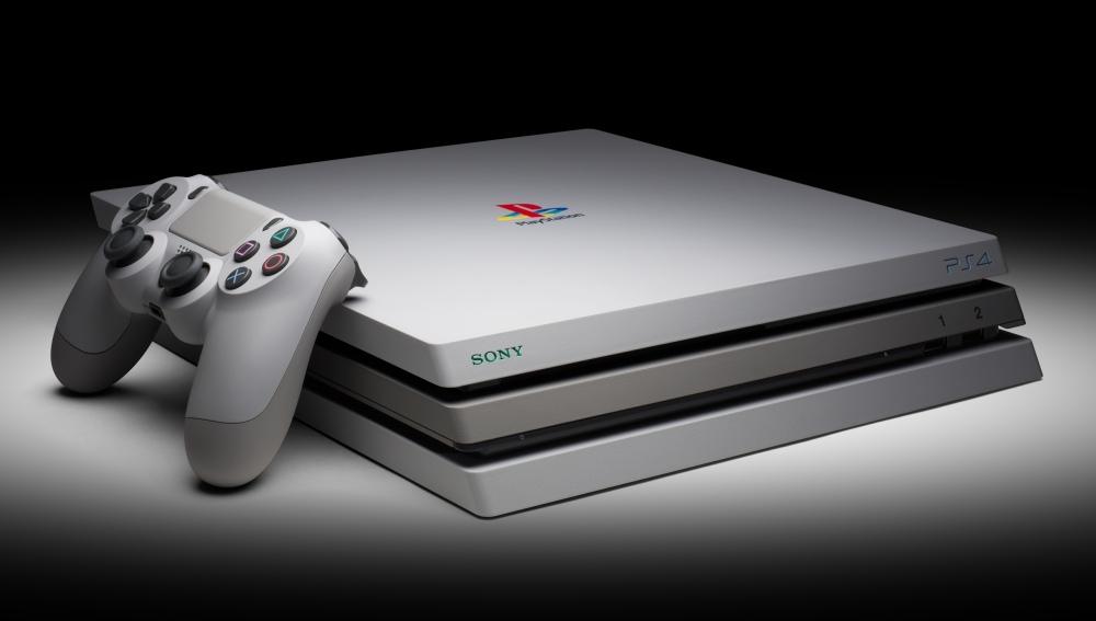 PS4 Pro Retro