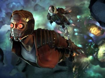 Telltale Games: Guardianes de la Galaxia