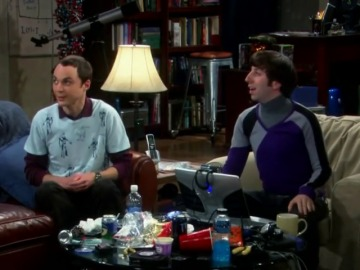 Frame 30.744505 de: The Big Bang Theory en inglés