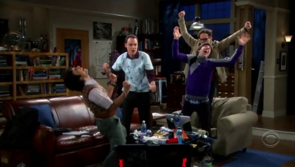 Frame 2.732751 de: The Big Bang Theory en castellano