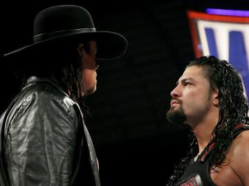 Undertaker quiere enfrentarse a Reigns en Wrestlemania