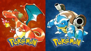 Charizard y Blastoise, Pokémon protagonistas de los primeros juegos