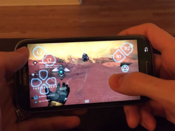 PS4 en el móvil