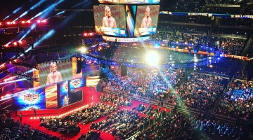 El Amway Center calienta motores para acoger la ceremonia del Salón de la fama WWE