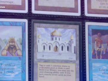 Frame 76.090947 de: 'Neox Games' te lleva al pasado para descubrir el 'Black lotus', el pack de cartas más numeroso