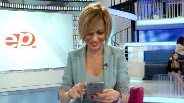 Susanna Griso se enfrenta al test más complicado sobre 'Los Simpson'