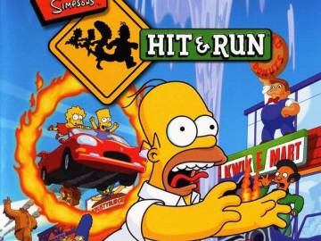 Hit & Run The Simpsons