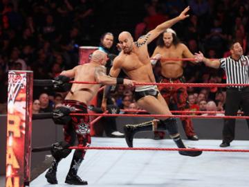 ¡EN MÁS WWE ENTREVISTAMOS A CESARO PARA EL UNIVERSO WWE DE ESPAÑA!