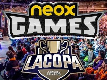 Neox games temas de actualidad copa el corte ingl s for Copas el corte ingles