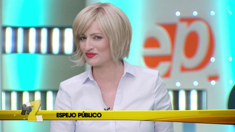 Susana Griso en 'Homo Zapping'