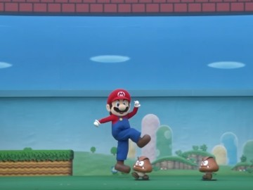 Super Mario en Nintendo Universal