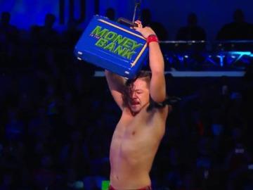 Nakamura, AJ Styles y Zayn derrotan a Kevin Owens, Dolph Ziggler y Baron Corbin