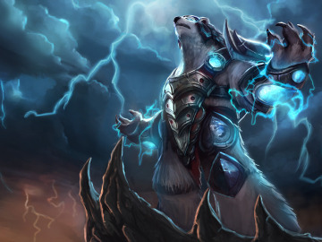 Volibear, de League of Legends