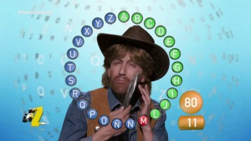 Chuck Norris hace el rosco de 'Pasapalabra'