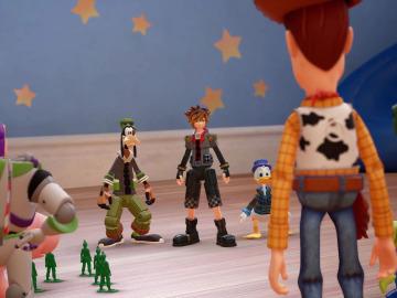 Toy Story en Kingdom Hearts III
