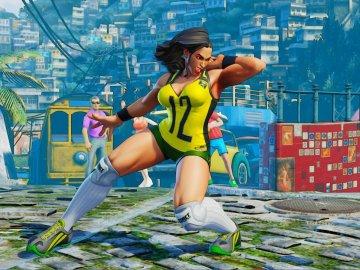 Laura - Street Fighter V