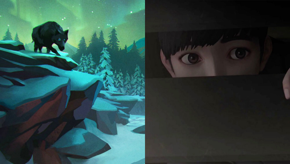 The long dark y White Day