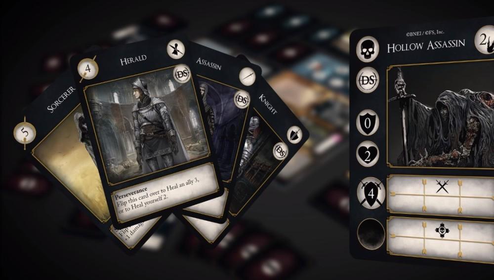 Neox games dark souls se pasa a los juegos de cartas for Dark souls juego de mesa