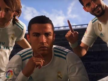 Celebración FIFA 18
