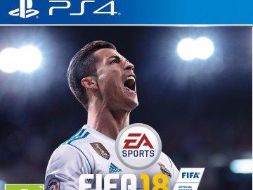 Nueva Portada FIFA 18