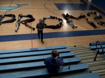 """Mitchell: """"Es la primera vez que tengo un buen recuerdo de un gimnasio"""""""