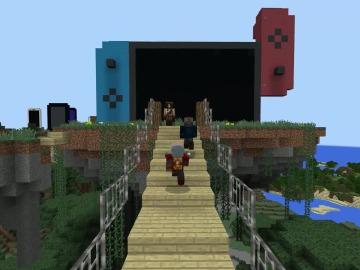 Crossplay en Minecraft