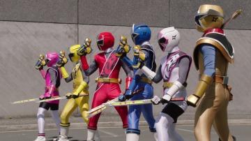 Power rangers ninja steel - Las aventuras de Redbot
