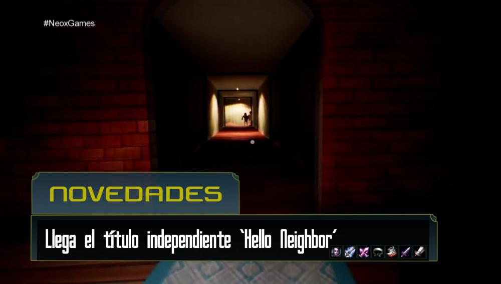 Llega 'Hello Neighbor'