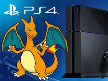 ¿Llegará Pokémon a PS4?