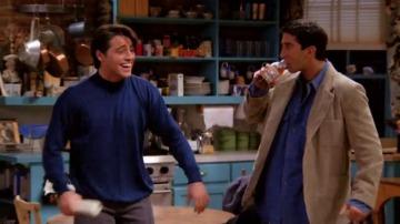 Joey logra un papel en una película de Al Pacino