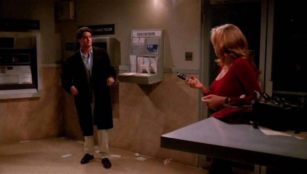 Solo Joey entiende el lenguaje 'secreto' de Chandler