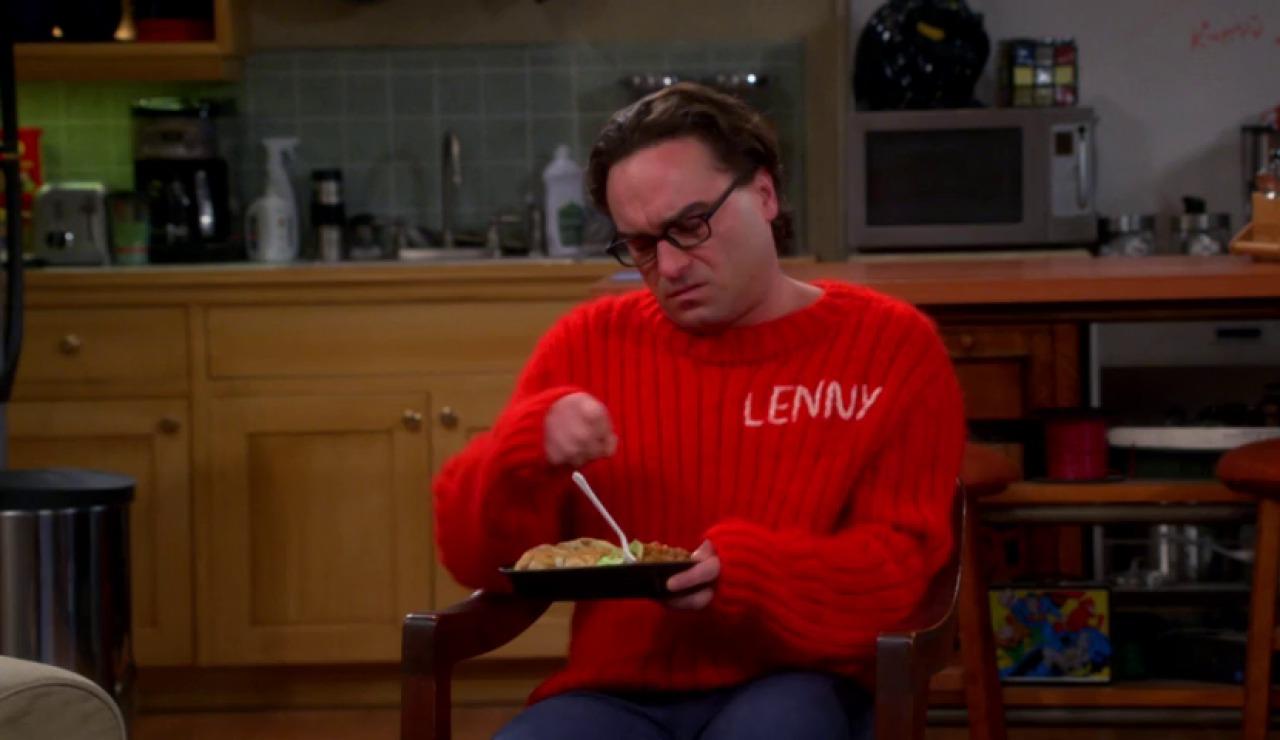 """Demostraré a Sheldon que puedo solucionar un problema sin parecer pirado"""