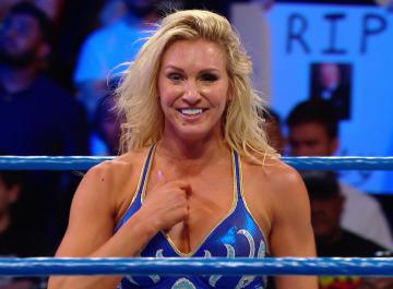 Charlotte Flair, nueva aspirante al título femenino de 'SmackDown Live'