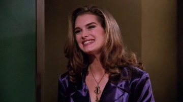 Erika, la guapa y 'peligrosa' acosadora de Joey