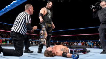 Baron Corbin se reafirma como campeón en 'SmackDown Live'