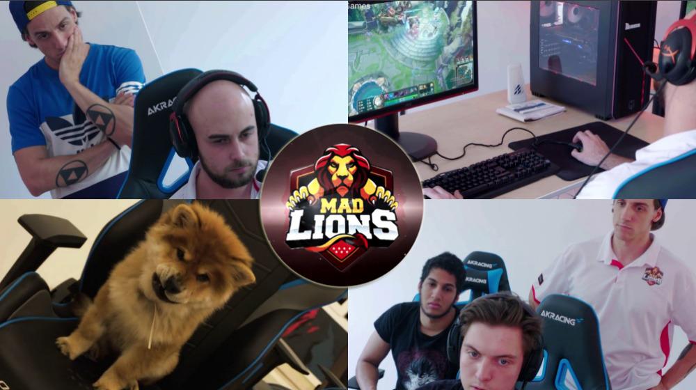 'Neox Games' muestra cómo es el día a día de los Mad Lions