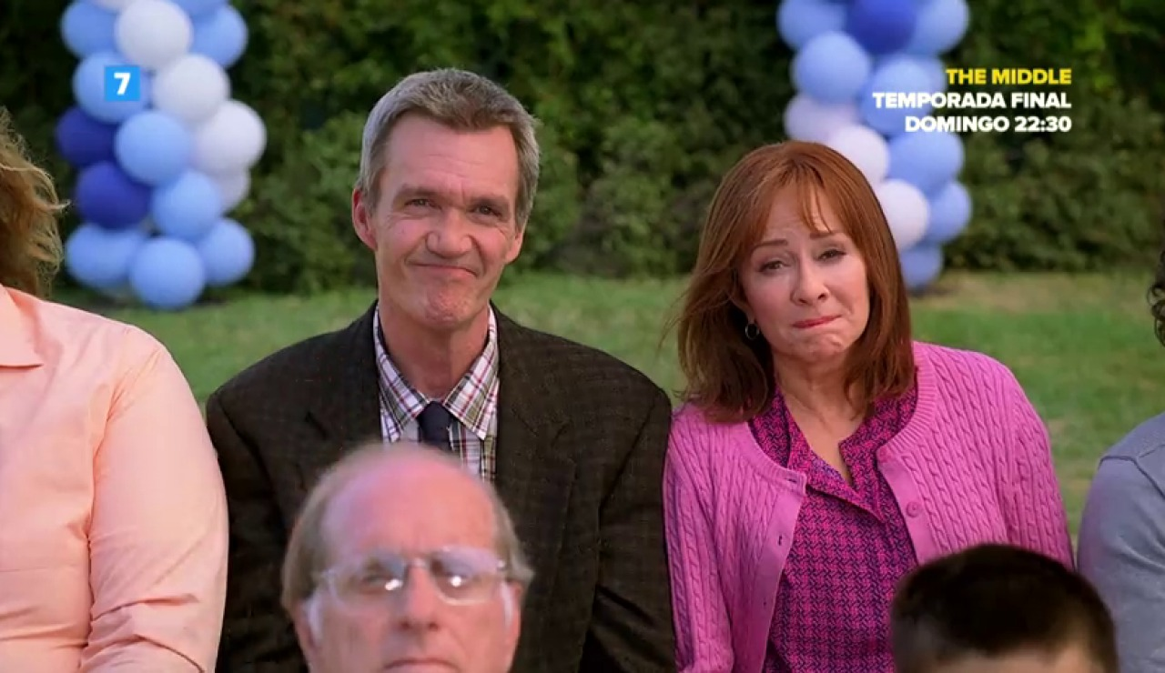 Disfruta en Neox de la temporada final de 'The middle'