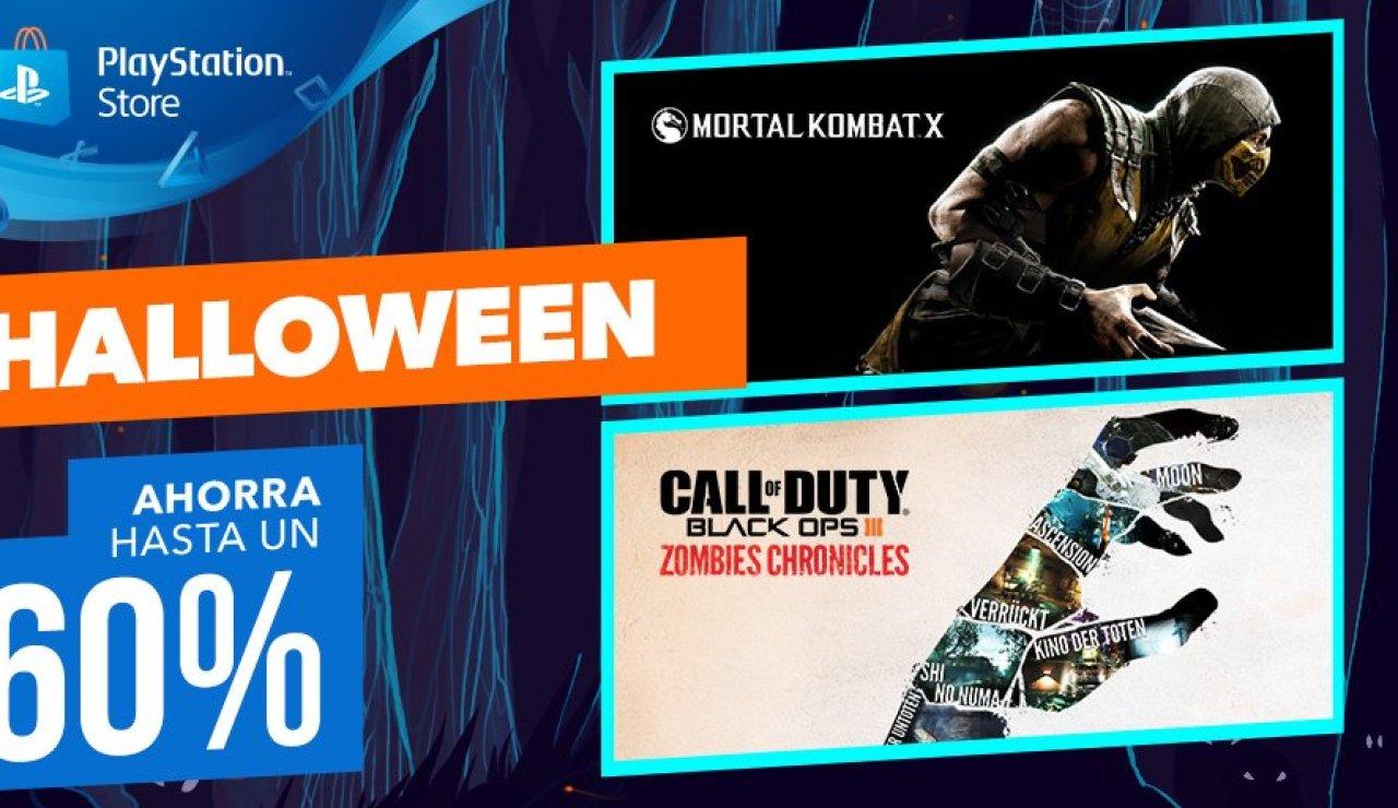 Ofertas Halloween PlayStation